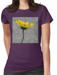 Peek-a-boo Womens Fitted T-Shirt