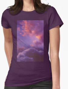 Memories of Thunder Womens Fitted T-Shirt