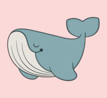lou, the whale Kids Clothes