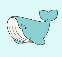 lou, the whale by kimvervuurt
