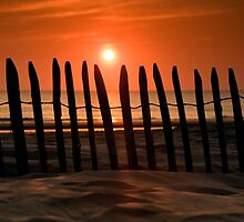 At the Setting of the Sun by davidlichtneker