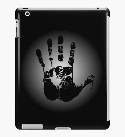 Handprint iPad Case/Skin