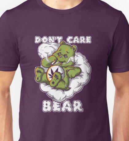 Don't Care Bear Unisex T-Shirt