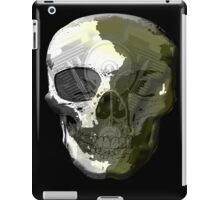 V Twin Skull iPad Case/Skin