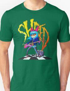 Guitar Girl SHRED LORD Unisex T-Shirt