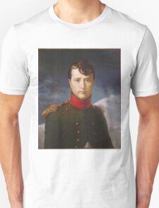 Franсois Gerard - Napoleon Bonaparte Premier Consul Unisex T-Shirt