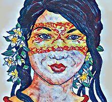 Jasmine Impressions by redqueenself