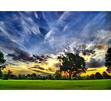 Green Paradise Photographic Print