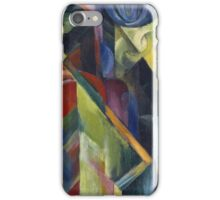 Franz Marc - Stables (Stallungen)  iPhone Case/Skin