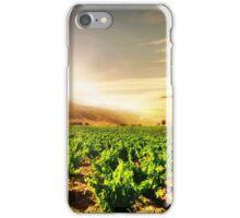 Grapes Land iPhone Case/Skin