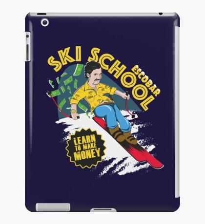 Escobar Ski School iPad Case/Skin