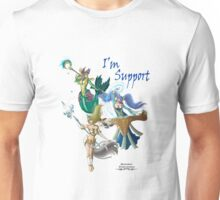 League of Legends Support Composition. Unisex T-Shirt