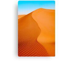 dune Canvas Print
