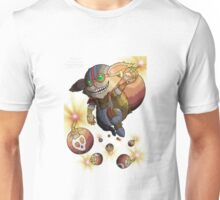 League of Legends Ziggs Character. Unisex T-Shirt