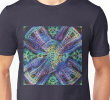 #DeepDream Temple Unisex T-Shirt