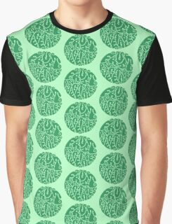 Fruit and Vegetables Graphic T-Shirt