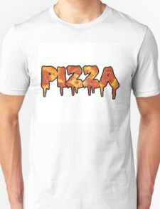 Pizza Grunge T-Shirt