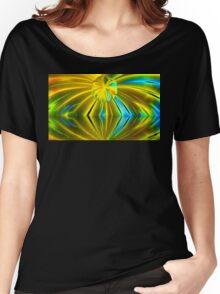 Golden Delight Women's Relaxed Fit T-Shirt