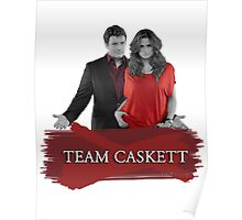 Team Caskett Poster