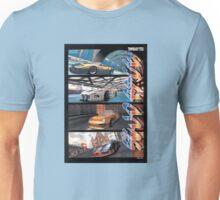 Sega Scudrace Unisex T-Shirt