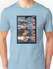 Sega Scudrace T-Shirt