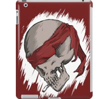 Executed by the State iPad Case/Skin