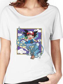 Dragon Pokemon Women's Relaxed Fit T-Shirt