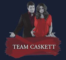 Team Caskett Baby Tee