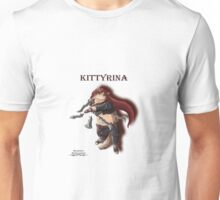 League of Legends Katarina - Cat character Unisex T-Shirt