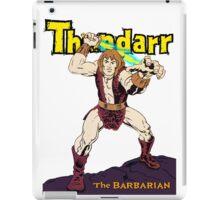 Thundarr the Barbarian iPad Case/Skin
