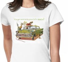 All New DADA Convertable 2. Womens Fitted T-Shirt