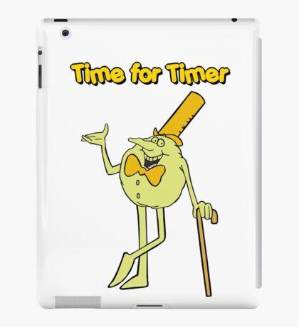 Time for Timer - Full Shot iPad Case/Skin