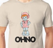 Mighty Orbts - OHNO - Black Font Unisex T-Shirt