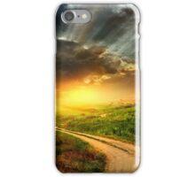 Go On iPhone Case/Skin