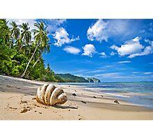 Wild Beach Photographic Print