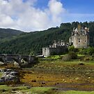 Eilean Donon Castle - Scotland by Graham Ettridge