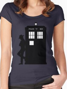 Doctor of The West Women's Fitted Scoop T-Shirt