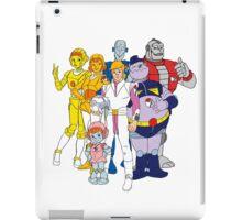 Mighty Orbts - Group iPad Case/Skin