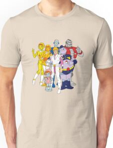 Mighty Orbts - Group T-Shirt