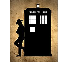 Doctor of The West Photographic Print