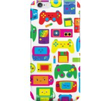 The Console Party iPhone Case/Skin