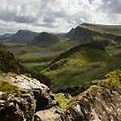 The Quiraing by Graham Ettridge