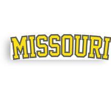 Missouri Canvas Print