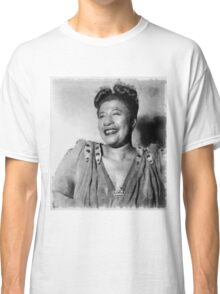 Ella Fitzgerald Singer Classic T-Shirt