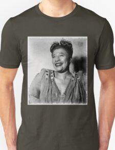 Ella Fitzgerald Singer Unisex T-Shirt