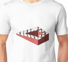 Down The Stairs Unisex T-Shirt