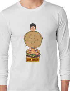 Bobs Burgers- Gene Belcher Long Sleeve T-Shirt