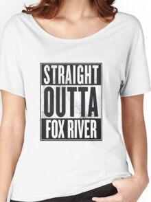 Prison Break - Straight Outta Women's Relaxed Fit T-Shirt