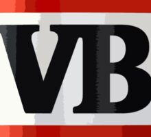 vb cats Sticker