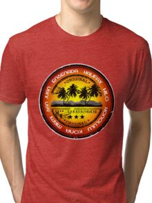 Crazy Party Tri-blend T-Shirt